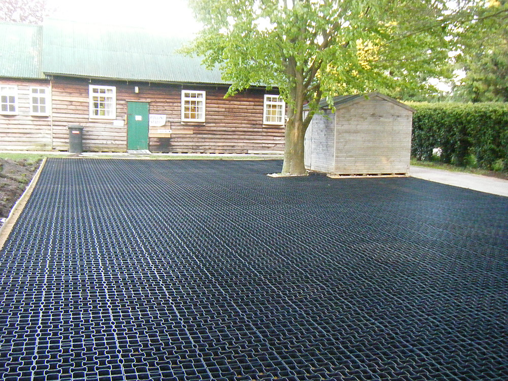Grass Paving Permeable Block Paving Geogrids