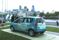 Ground Protection Mats - Tower of London car show - view 2