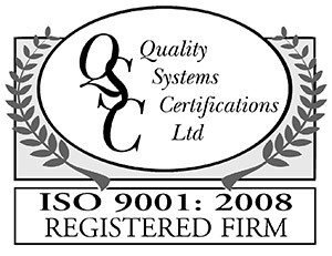 ISO 9001 Accreditation - Grassform