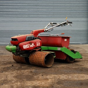 Blec Seeder - Hire and rental