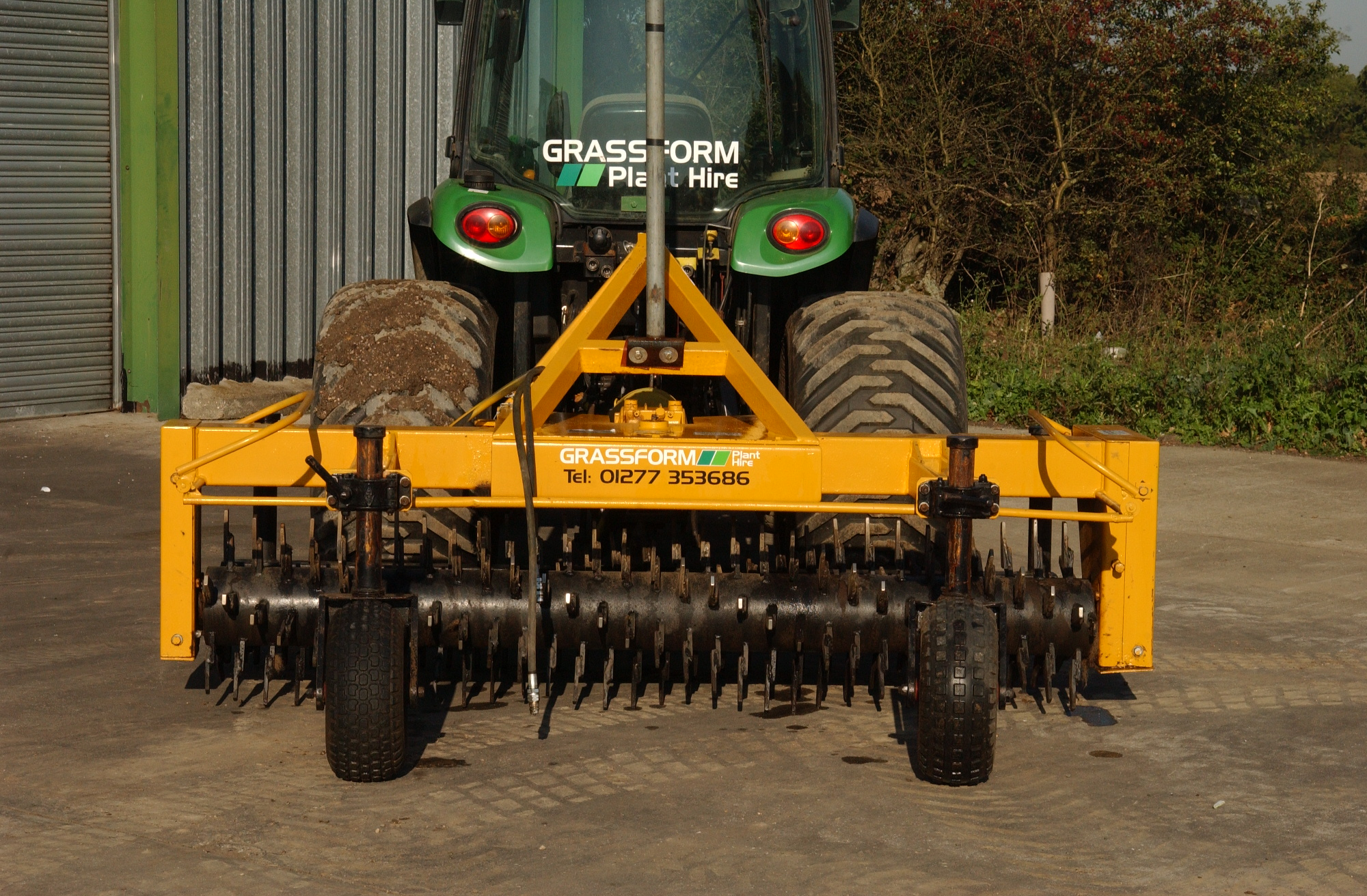 Stone Rakes for Tractors - Bing images