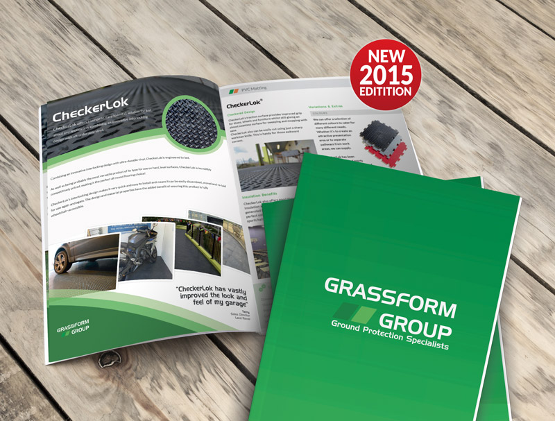 2015 Grassform Brochure