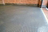 Installation of CheckerLok to Garage