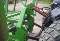 Fleming Hydraulic Folding Landleveller LL12