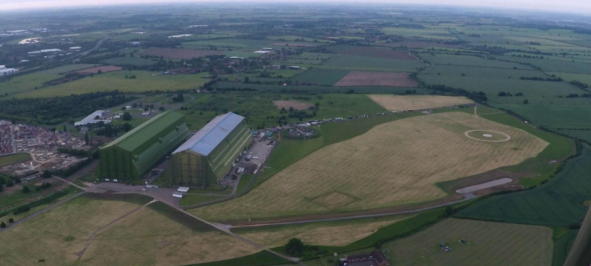 Hangar image
