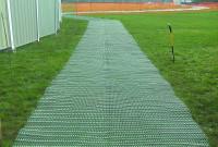 GrassProtecta reinforcement mesh - Install path