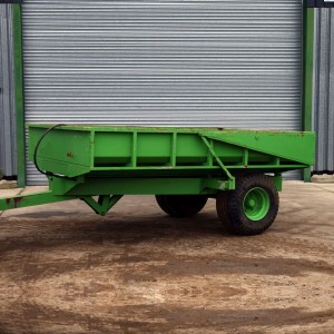 Hydraulic Tipping Trailer 5 Tonnes