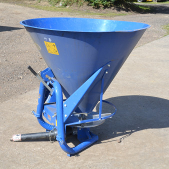 Tractor Mounted Spinner
