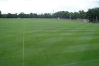 Westham - Training Ground Pitch View