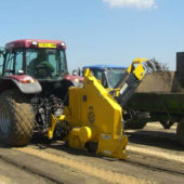 AFT Wizz Wheel Trencher Hire