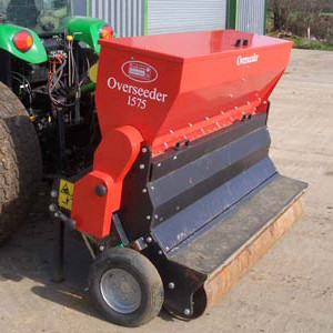 Charterhouse 1575 Disc Over Seeder Hire