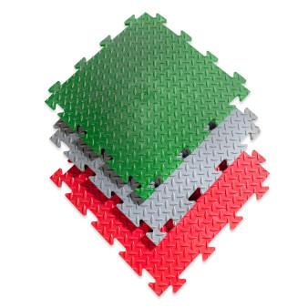 CheckerLok - Coloured version