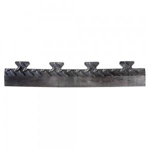 CheckerLok Edging (Female) - PVC / Rubberised Matting