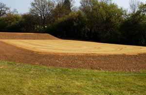 Golf Course Maintenance - September