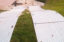 Ground Protection Mats - Trak Mats for Golf Courses