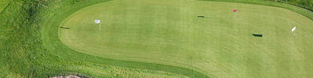 Golf Course Construction - Sport Pitch Construction