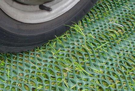 Grass Protection Mesh Plastic Grass Mesh Grassform