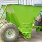 Sand Spreader - Rental and Hire