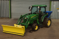 John Deere Snow Plough
