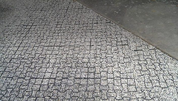 Driveway Pavers - Geogrids