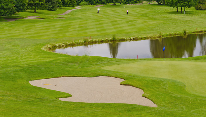 Golf Course Construction - Solutions from Grassform