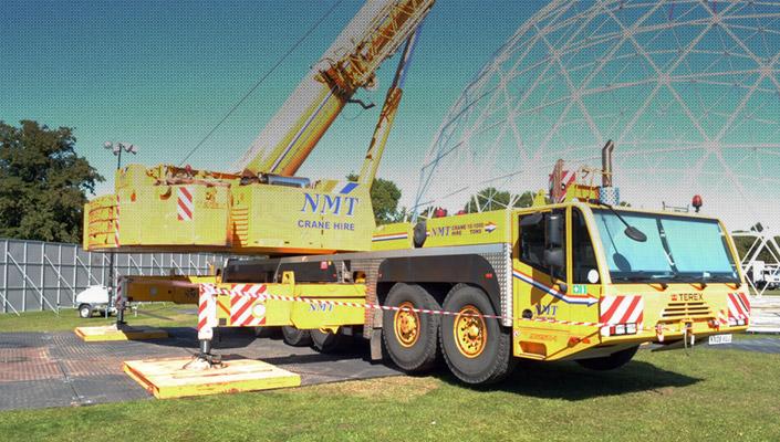 Crane Matting