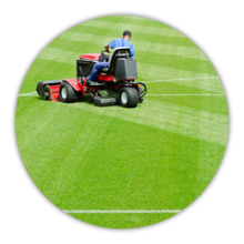 Mowing - Sport Pitch Solutions