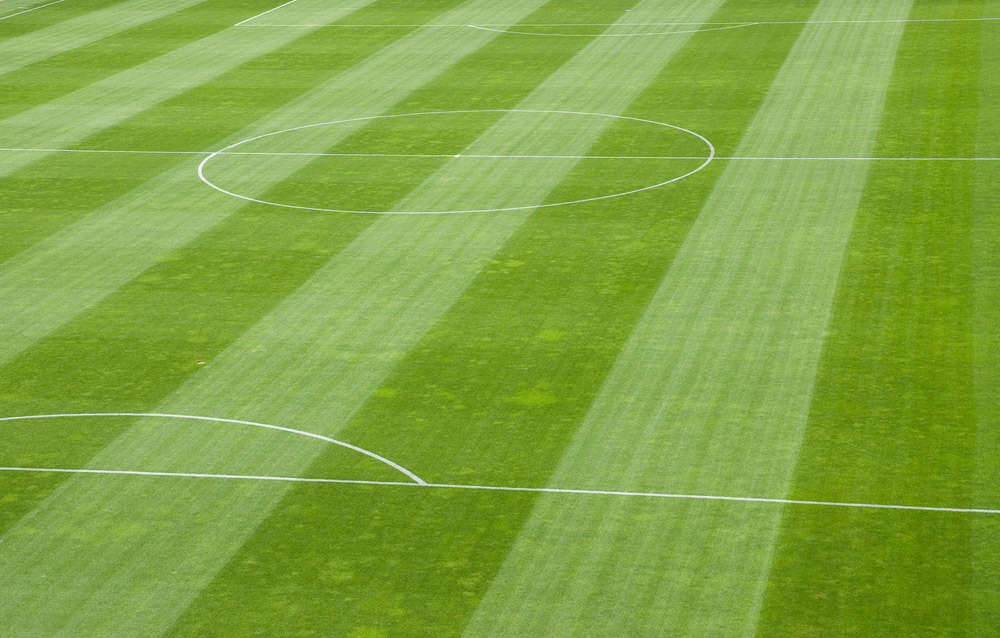 Football Pitch Construction
