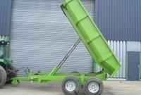Hydraulic Tip Trailer 8 Tonnes
